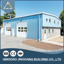 Personnaliser Peinture préfabriquée Construction d'acier Bâtiment