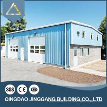 Personalização Pintura pré-fabricada Construção de Estrutura de Aço