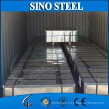 Bobine de fer-blanc de la catégorie T2-T5 pour l'empaquetage en métal