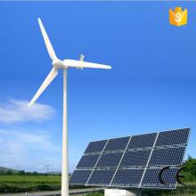 Gerador de turbina eólica 1kw para uso doméstico com 12V