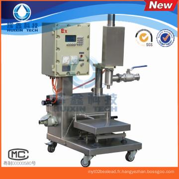 Machine de remplissage liquide automatique pour Waterborme et huile, corrosion d'an-Ti