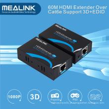 Extensor HDMI 60m Singel Cat5e / 6, HDMI V1.3