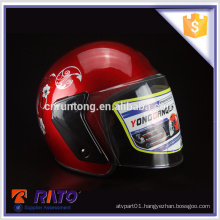 Hot sale free ABS motorcycle full-face helmet