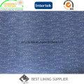 Fashion 260t Twill Paper Print Jacket Lining Fabric Manufacturer
