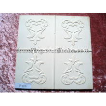 refractory slab for ceramic and glass