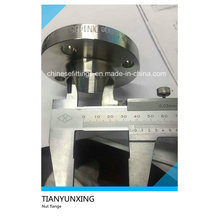 DIN 11853-2 (curto) Aço Inoxidável Solda Flange de Porca de Pescoço
