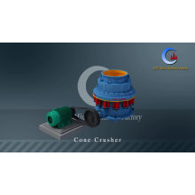 High Efficient Hydraulic Symons Stone Cone Crusher Compound Cone Crusher