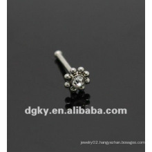 Body Piercing Jewelry expanders for nose Flower Nose Piercing