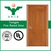 Anti Fire Single Double Wood Door