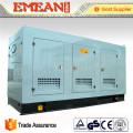 220kw silencioso / abre o preço diesel elétrico industrial do grupo de gerador do gerador de poder