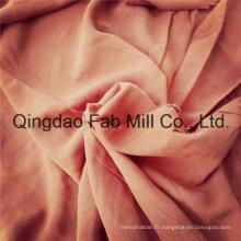 Lisse 15% Linen85% Viscose Tissu de doublure (QF16-2531)