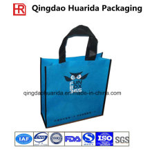 Umweltfreundliche nichtgewebte lamellierte EinkaufsTaschen-Tasche mit kundenspezifischer Größe