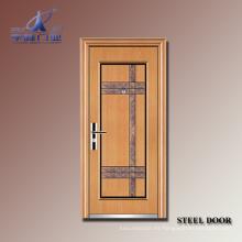 Puerta de entrada de acero-Yf-S79