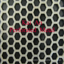302,304,316 Stainless Steel Perforated Mesh / Perforated Stainless Steel Wire Mesh for machine,filter,protection,ceiling