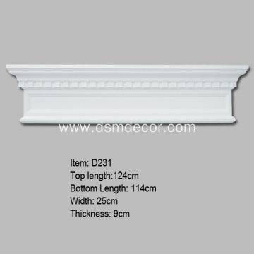 China Interior Door And Window Pediment Manufacturers