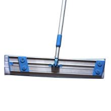 40cm aluminum plate twist magic super microfiber floor cleaning