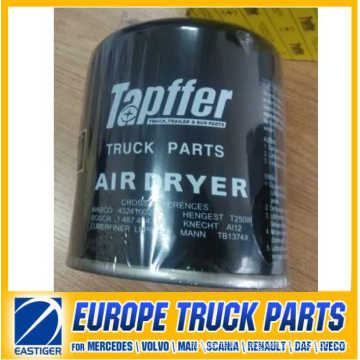 Daf 4324102227 Air Brake Parts Dryer Cartridge Truck Parts