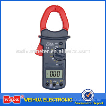 Compteur de pinces numériques DT201C avec grand courant Temperatuer Test 1000A