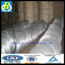 Galvanisierte Draht Anping Draht Heftklammer Fabrik Porzellan produziert, dass Produkte