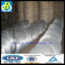 Fil galvanisé fil anping usine de base Chine produit ces produits