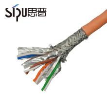 SIPU de alta velocidad mejor precio al por mayor de 1000 pies cat 7 lan cable