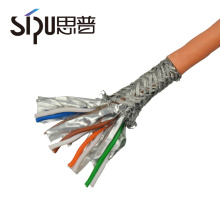 SIPU high speed 1000ft stp networking cat7 cable