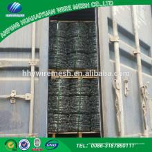 Venda quente personalizado Made in China baixo preço de aço inoxidável concertina arame farpado