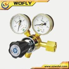 Reguladores de presión de gas de alta presión