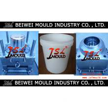 20L Paint Bucket Plastic Injection Mould