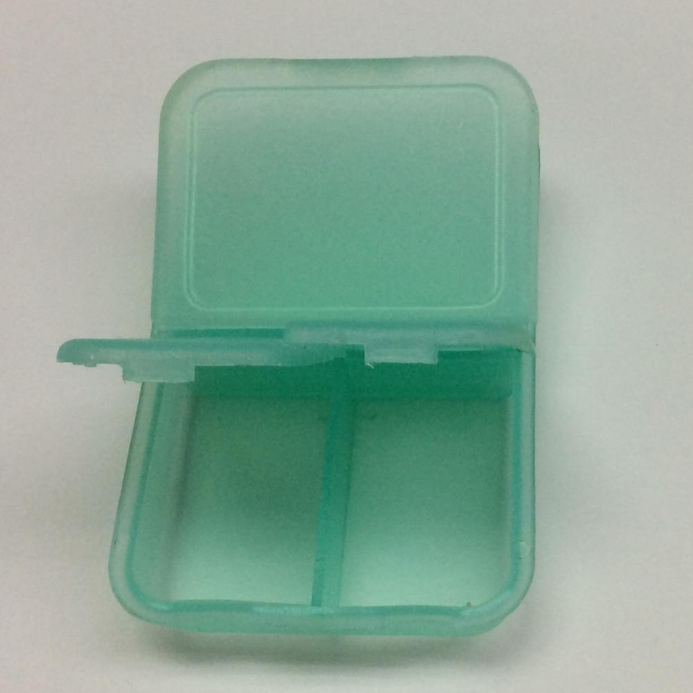 Mini Square Pill Case