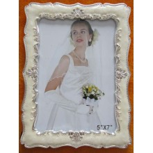 Luxurious Crystal And Diamond Photo Frame
