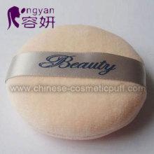 Puff cosmético de algodão