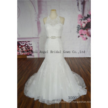 2017 vestidos de casamento de tule sereia lace nupcial vestido de baile x0003