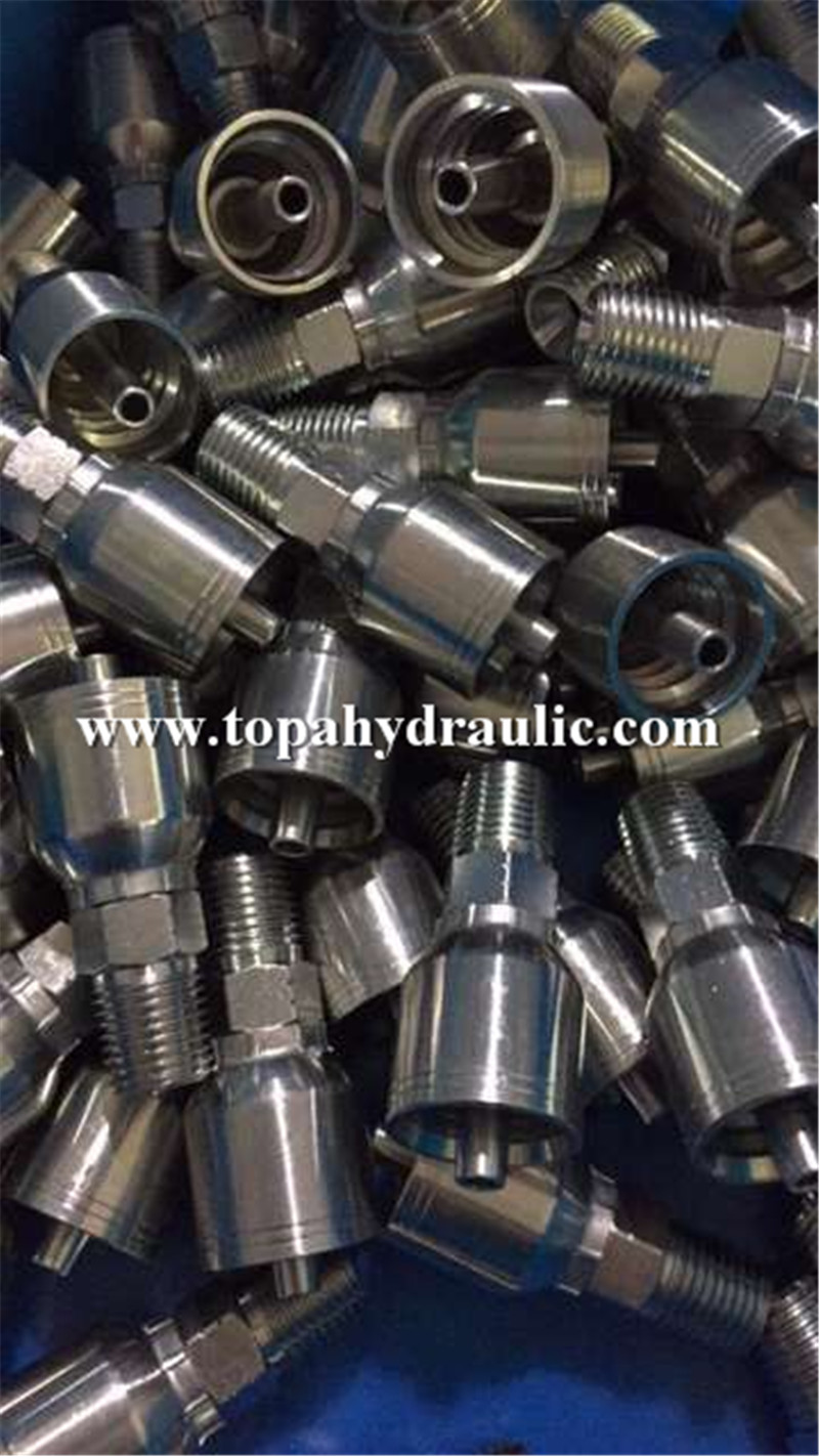 Industrial Hose and Pipe Fittings