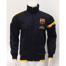 Highest quality soccer long-sleeve training coat for winter