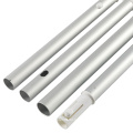 Traitement de précision de tube carré en aluminium de tube en aluminium expulsé d'alliage d'aluminium pour le porte-bagages des véhicules à moteur