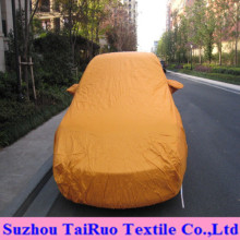High Waterproof Car Cover with Windproof of Polyester Fabric