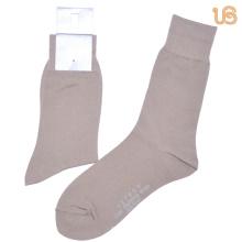 Herren Einfarbig Bambus Socke