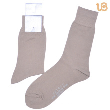 Men′s Solid Color Bamboo Sock