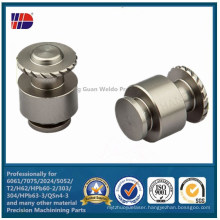 Stainless Steel CNC Machining Turned Parts Manufacturer