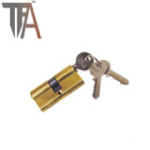 Two Side Open Lock Cylinder TF 8019