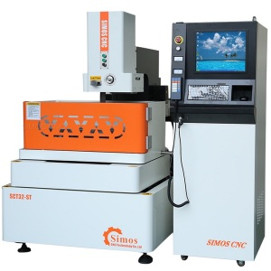 20 degree Wire Cut EDM Machine