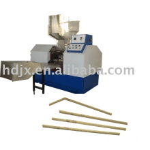 bended drinking straw making machine(flexible drinking straw making machine,drinking straw producing machine)