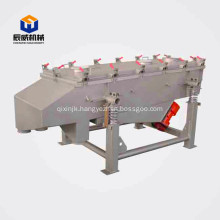 linear vibrating screen for ore