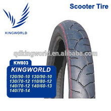 Neumático trasero de 140/70-12 deporte Scooter