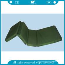 Équipement médical gonflable de matelas de mousse d'AG-M004 4-pliage