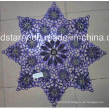 Housse de table étoile de Noël St1742