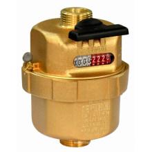 Compteur d'eau volumétrique liquide fer rempli (PD-CFT-B)