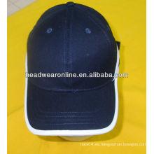 Gorra de béisbol Sombrero de sombrilla Sombrero de golf Gorra de camión