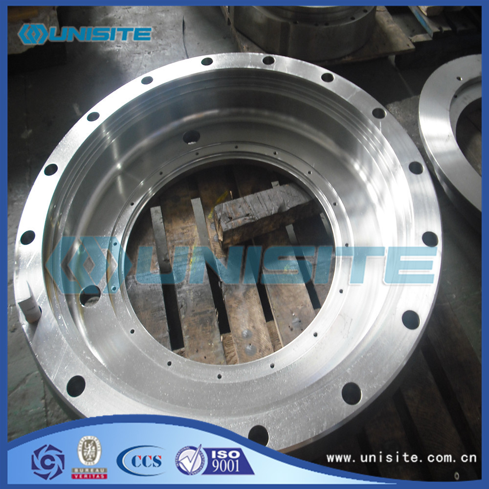 Casting Steel Pump Cover